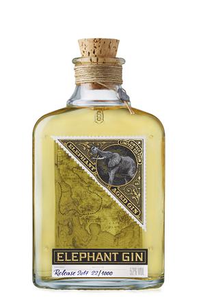 Elephant Aged Gin image