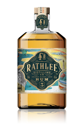 Rathlee Golden Barrel Aged Rum