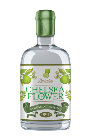 Partridges No.2 Chelsea Flower Gin