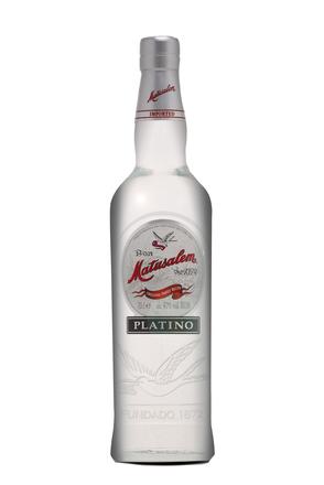 Matusalem Platino Rum image