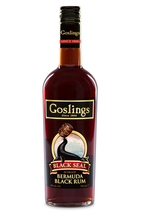 Goslings Black Seal Rum image