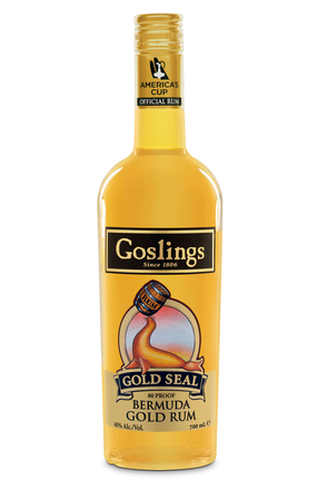 Goslings Gold Seal