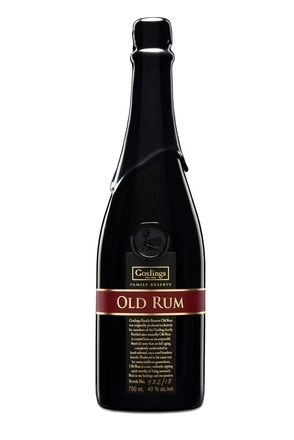 Goslings Family Reserve Old Rum image