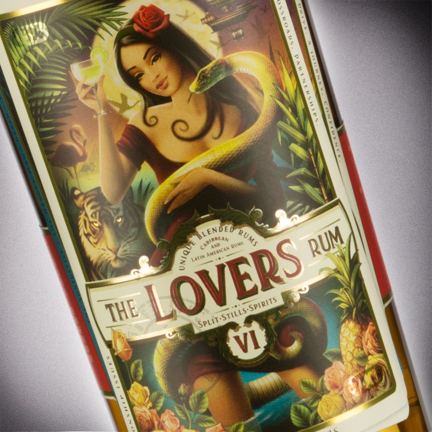 The Lovers Rum image