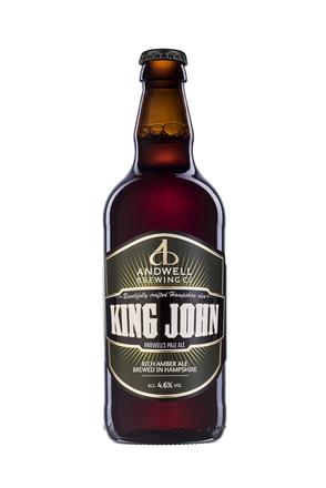 Andwell King John Ale