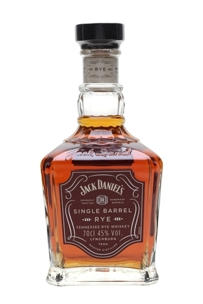 Jack Daniel's Single Barrel Rye image