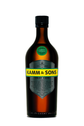 Kamm & Sons Islay Cask image