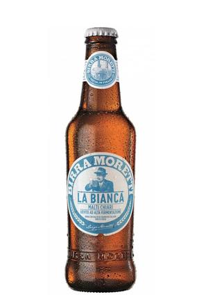 Birra Moretti La Bianca