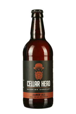 Cellar Head Amber Ale