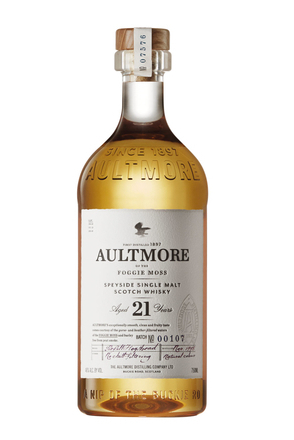 Aultmore 21 year old