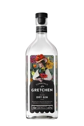 Gretchen Distilled Dry Gin