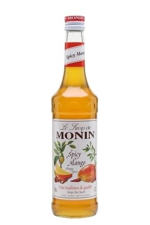 Monin Spicy Mango Syrup image