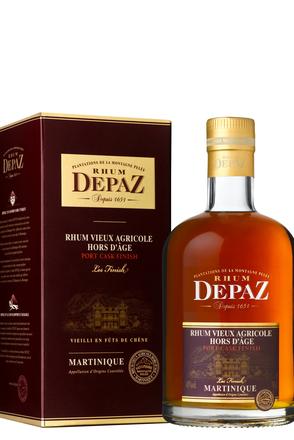 Depaz Port Cask Finish image
