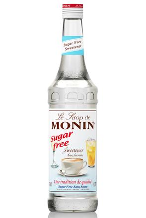 Monin Sugar Free Sweetener Syrup image