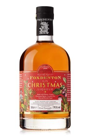 Foxdenton Christmas Liqueur