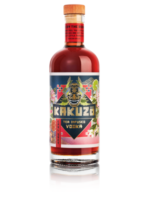 Kakuzo Tea Infused Vodka image