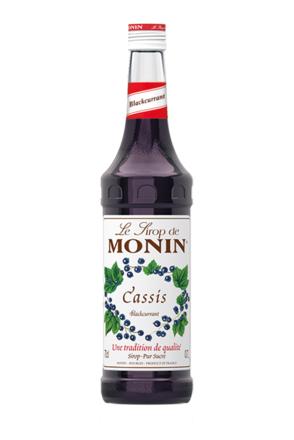 Monin Blackcurrant Syrup image