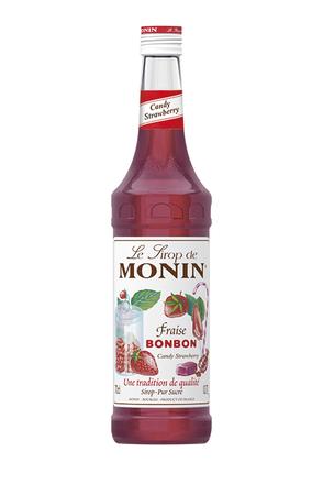 Monin Strawberry Candy (Bonbon) Syrup image