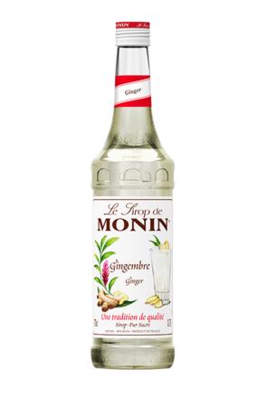 Monin Ginger Syrup  image