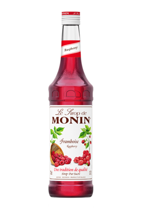 Monin Raspberry Syrup image