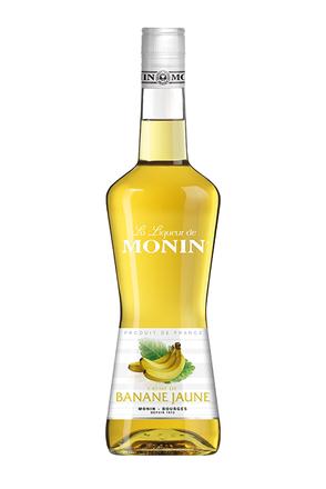 Monin Crème de Banane Liqueur image