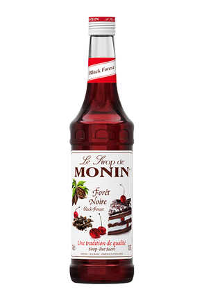 Monin Black Forest Syrup image
