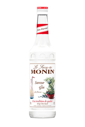 Monin Gin Flavoured Syrup image