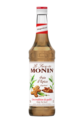 Monin Gingerbread Syrup image
