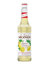 Lemon syrup (glasco citron)