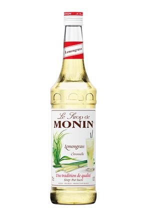Monin Lemongrass Syrup image
