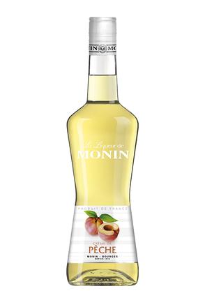 Monin Crème de Peche Liqueur image