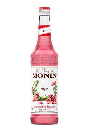 Monin Rose Syrup image