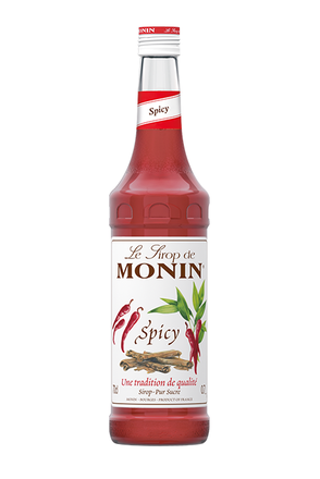 Monin Spicy Syrup image