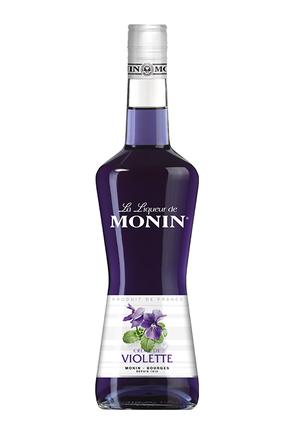 Monin Crème de Violette Liqueur image