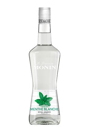 Monin Crème de Menthe Blanche Liqueur image