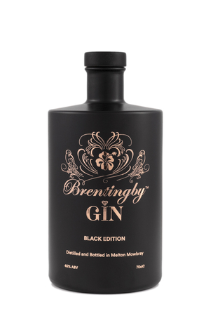 Brentingby Gin Black Edition
