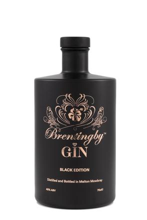 Brentingby Gin Black Edition