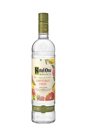 Ketel One Grapefruit & Rose image
