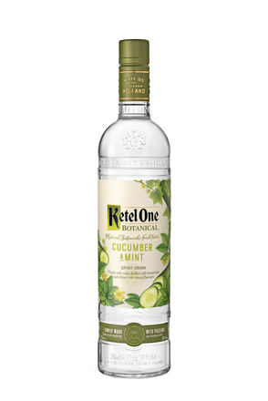 Ketel One Cucumber & Mint image
