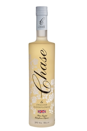 Chase Elderflower liqueur image