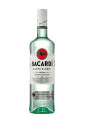 Bacardi Carta Blanca light rum