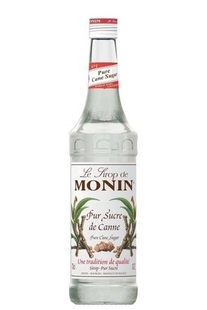 Monin Pure Cane Sugar Syrup image