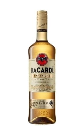 Bacardi Carta Oro Rum image