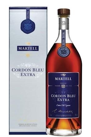 Martell Cordon Bleu Extra Cognac image