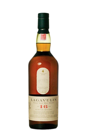 Lagavulin 16yo Islay single malt whisky image