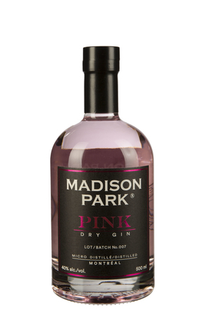 Madison Park Pink Dry Gin