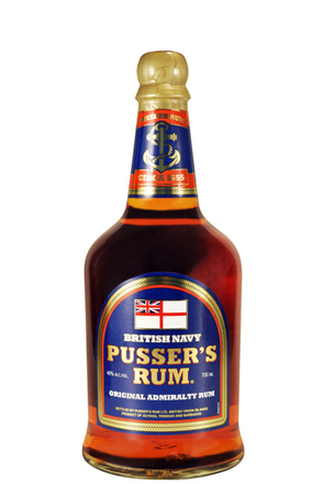 Pusser's British Navy Rum (40%)
