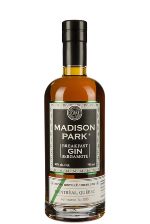 Madison Park Breakfast Gin