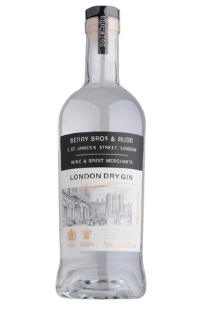 Berry Bros. & Rudd London Dry Gin image