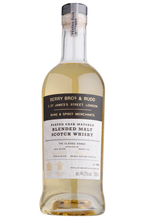Berry Bros & Rudd Peated Cask Matured Blended Malt image